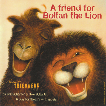 A Friend for Boltan the Lion (MP3)